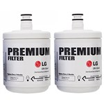 LG Original LG Water Filter LT500P (2-Pack) Refrigerator Water Filter-