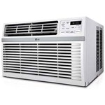 LG LW8014ER 8000 BTU Window Air Conditioner 150763-5