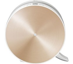 Shop By Square Feet Drum Style Air Purifier Round Console